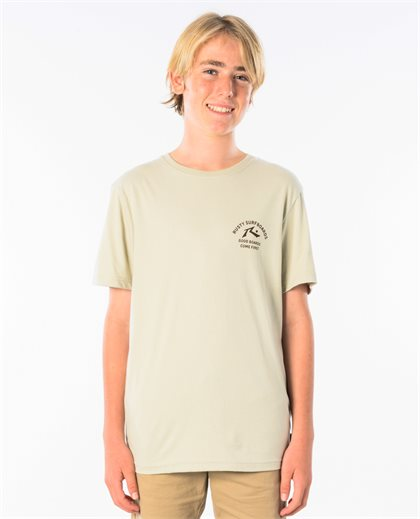 Thick Accent Tee