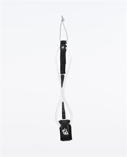 Creatures Pro 7FT Wave LeashClear Black