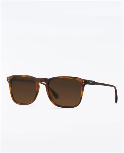Wiley Matte Rootbeer Brown Sunglasses