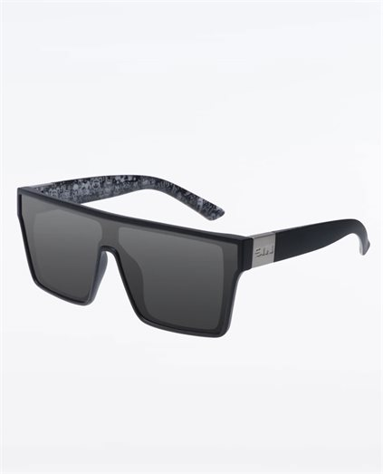Loose Cannon Matte Black Smoke Polarised Sunglasses