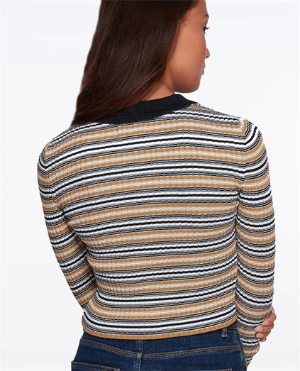 Zip It Long Sleeve Top