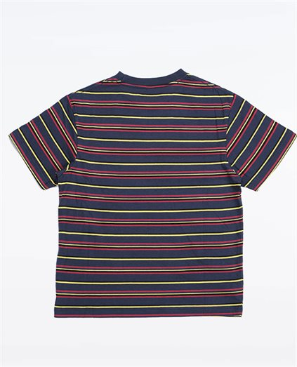 Kids Melting Stripe Tee