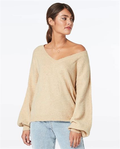 Seattle V-Neck Sweater