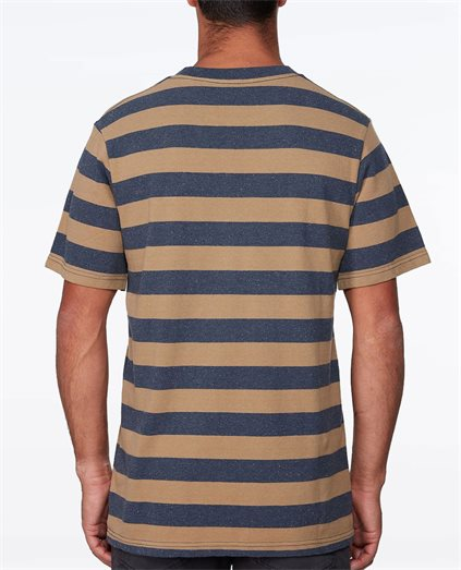 Shallow End Stripe Tee