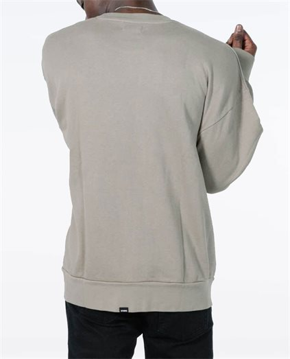 Company Pinline Slouch Fit Crew