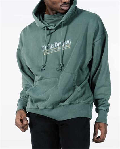 Fanatic Slouch Pull On Hood