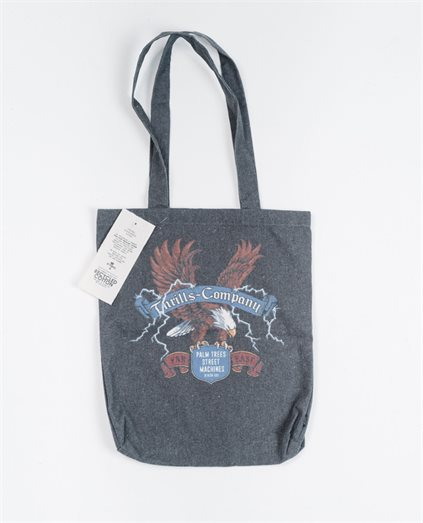 Thrills Electric Eagle Merch Black Tote