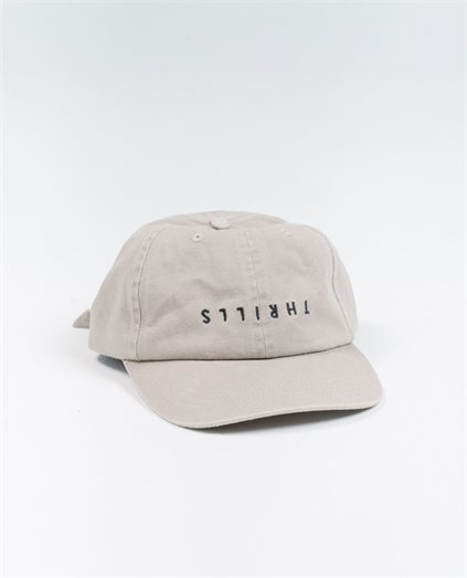 Minimal Thrills Oxford Tan Cap