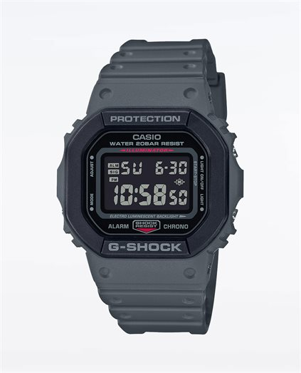G-Shock Utility Charcoal Black Watch