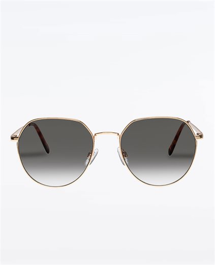 Side Street Bright Gold Sunglasses