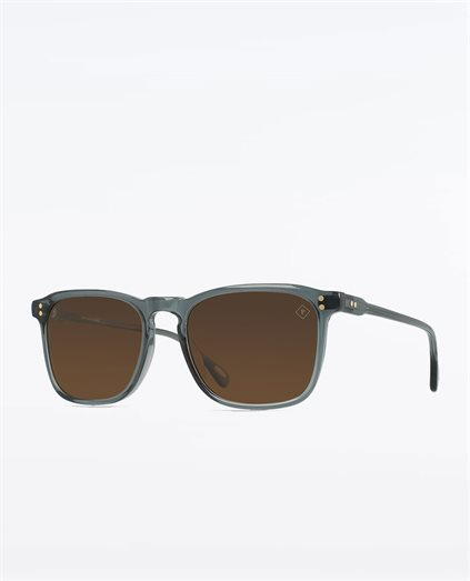 Wiley Slate Vibrant Brown Polaraised Sunglasses