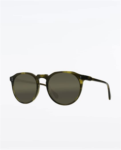 Remmy 52 Seagrass Hip Pro Sunglasses