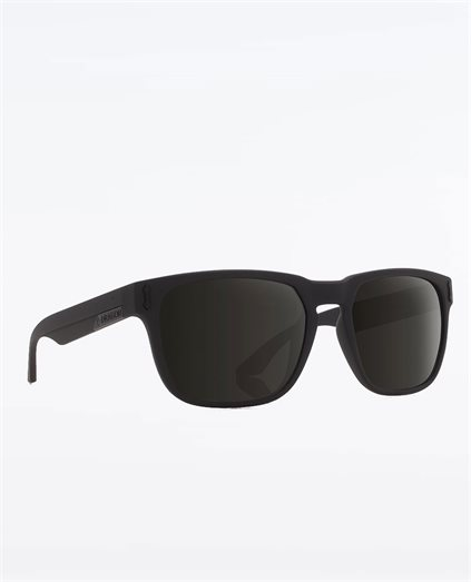 Monarch Matte Black Grey Sunglasses