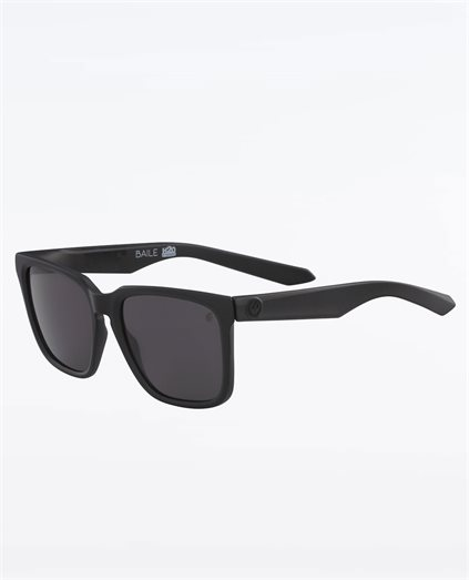 Baile Matte Black H20 Smoke MF Sunglasses