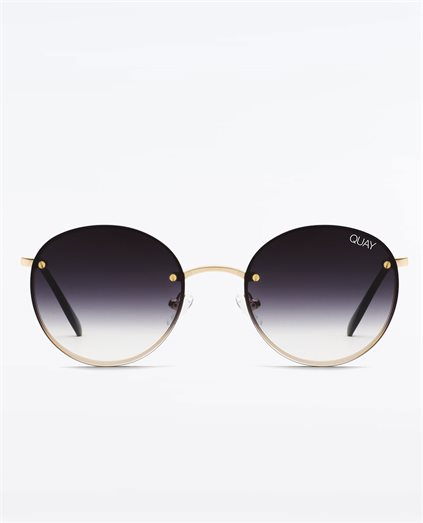 Farrah Gold Fade Sunglasses