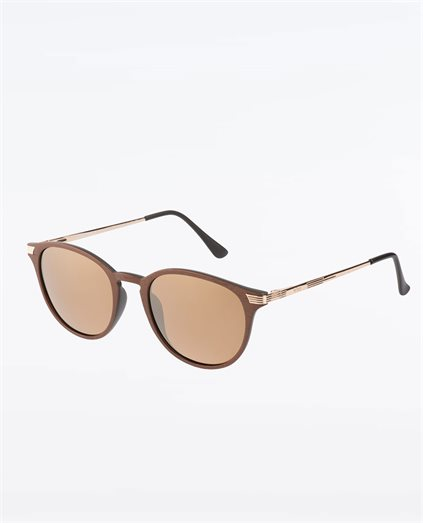 Sin Love Child Bronze Gold Sunglasses