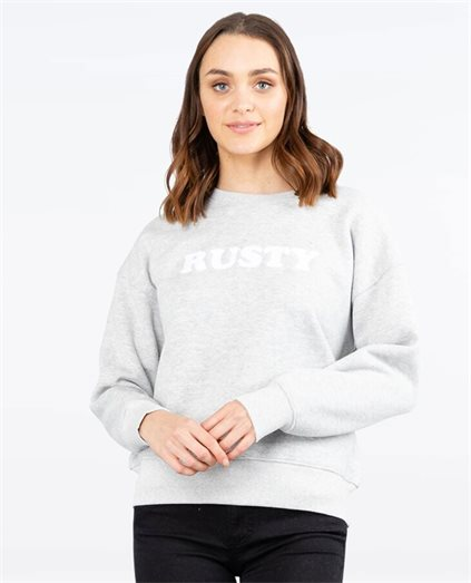 Chain Again Crew Neck Fleece