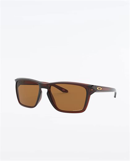 Sylas Polished Rootbeer Prizm Bronze Sunglasses