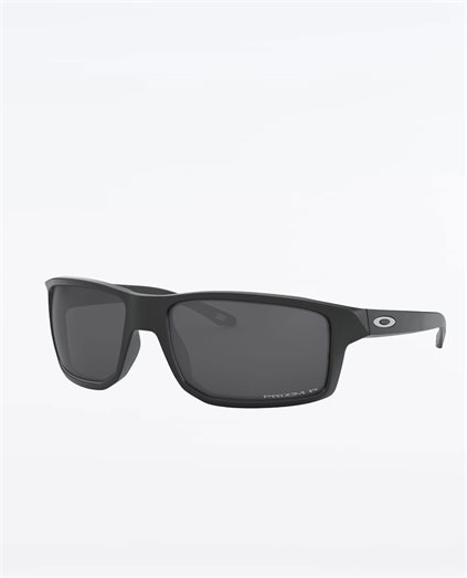Gibston Matte Black Prizm Black Polarised Sunglasses