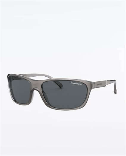 EL Carmen Transparent Grey Polarised Sunglasses