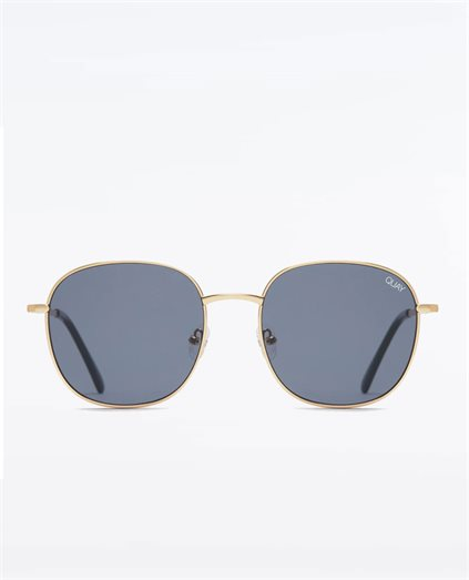 Jezabell Gold Smoke Sunglasses
