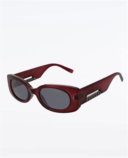 Adira Bordeaux Sunglasses