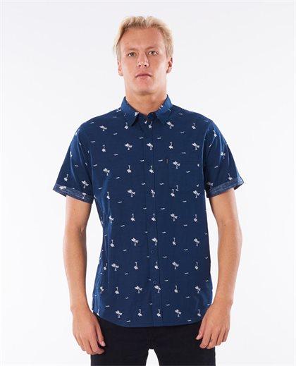 Summer Palm S/S Shirt