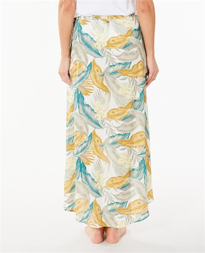 Tropic Sol Wrap Skirt