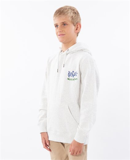 Salad Surfer Hooded Jumper Boys (8 - 16 years)