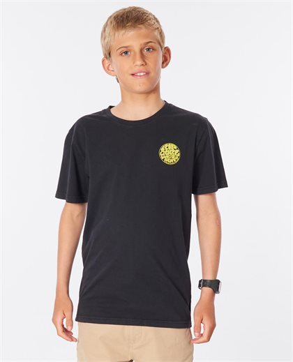 Wettie Logo Tee-Boy