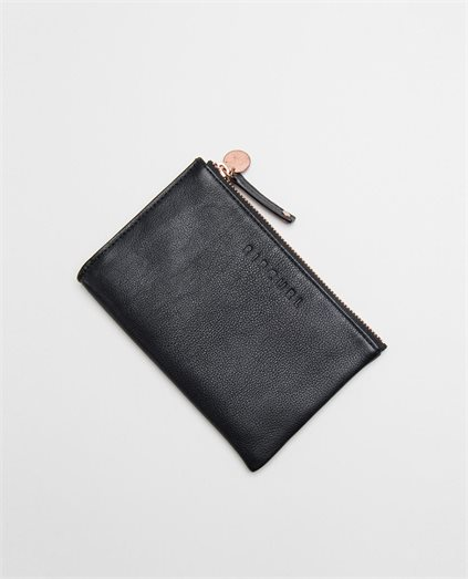 Mini RFID Leather Coin Purse