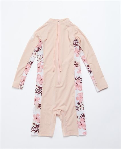 Girls Long Sleeve UV Spring Suit