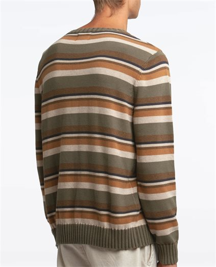 Vintage Stripe Knit