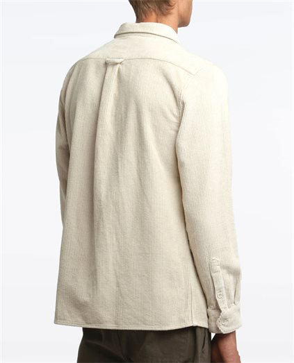Corduroy Long Sleeve Shirt