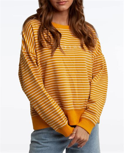 Seacliff Honey Pullover