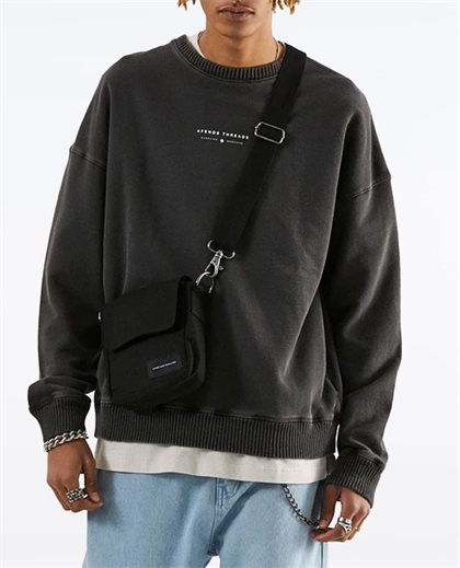 Kicked Out Relaxed Crew Neck