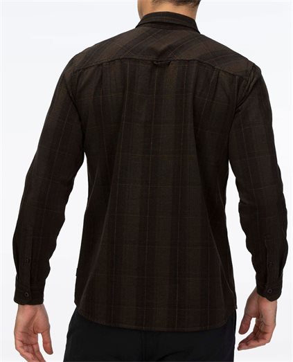 Hendrick Flannel Long Sleeve Shirt