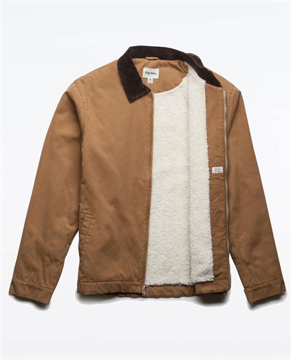 James Tobacco Jacket