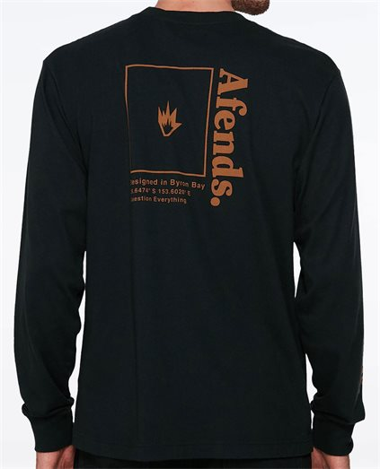 Atlas Retro Fit Long Sleeve Tee