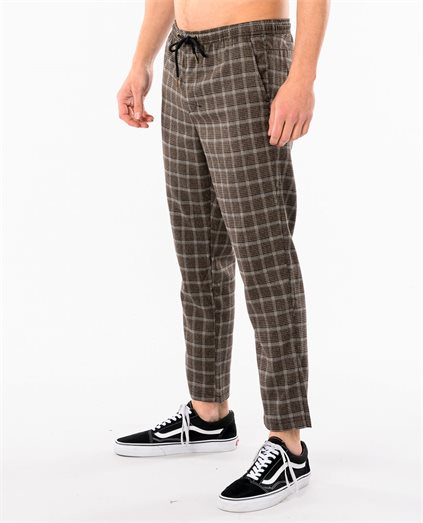 The Checked Sunday Pant