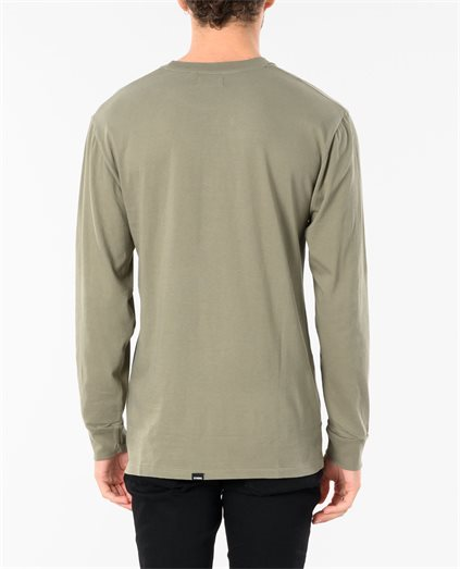 Palmed Thrills Merch Long Sleeve Fit Tee