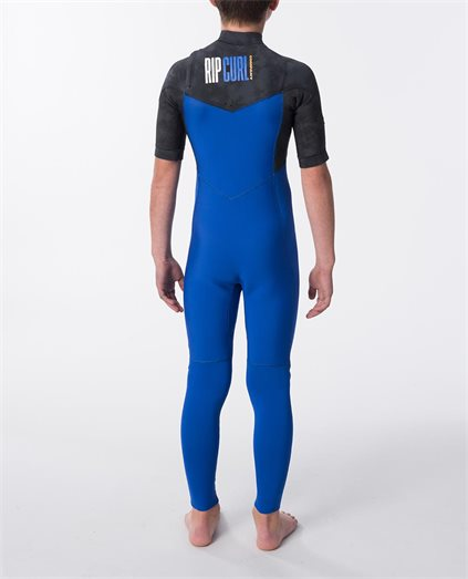 Junior Dawn Patrol 2/2mm Short Sleeve Wetsuit Steamer (8-16 years)