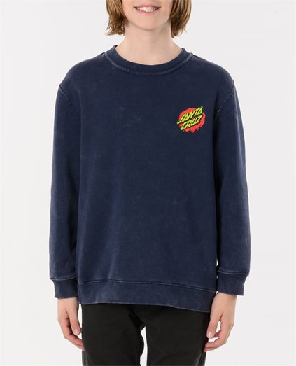 Rob Hand Crew Fleece