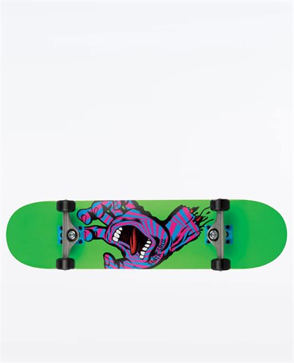Screaming Party Hand Complete 7.75 Skateboard