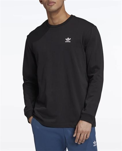 B+F Trefoil Long Sleeve Tee