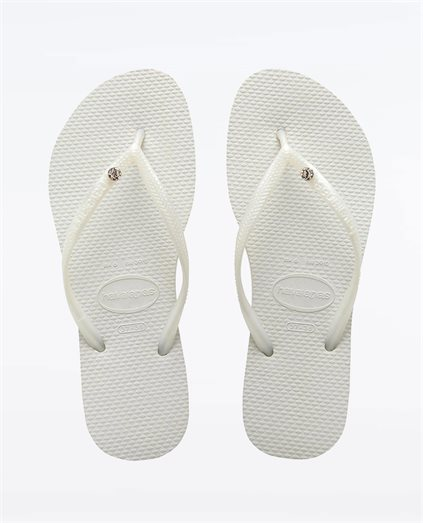 Havs Slim Crystal Sw White