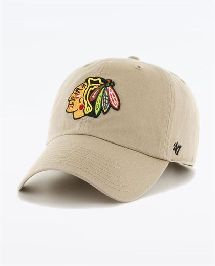 Chicago Blackhawks 47 Clean Up