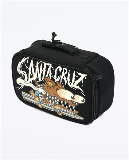 Wolf Slasher Glow Lunch Box