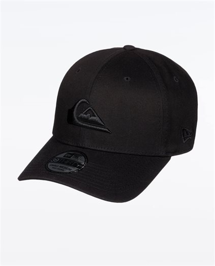 Mountain And Wave Black Cap
