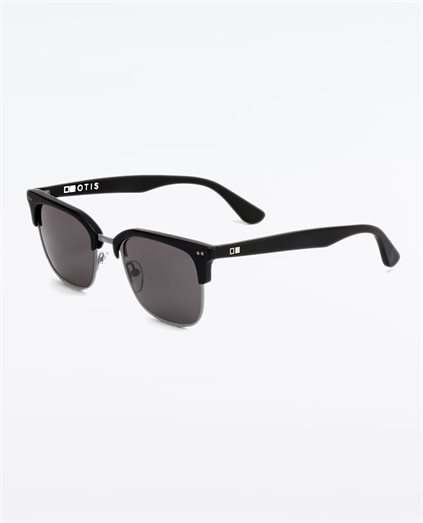 100 Club Black Grey Sunglasses